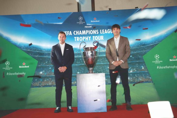 Trophy Tour en Puebla