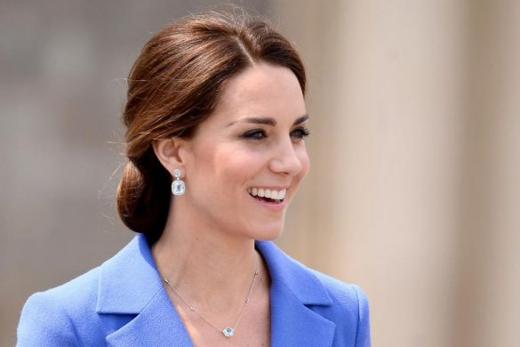 Kate Middleton no recicló vestido en la boda real