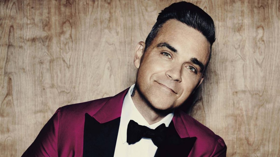 Robbie Williams cree que padece el síndrome de Asperger