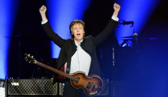 "Paul McCartney lanzará su nuevo álbum ""Egypt Station"""