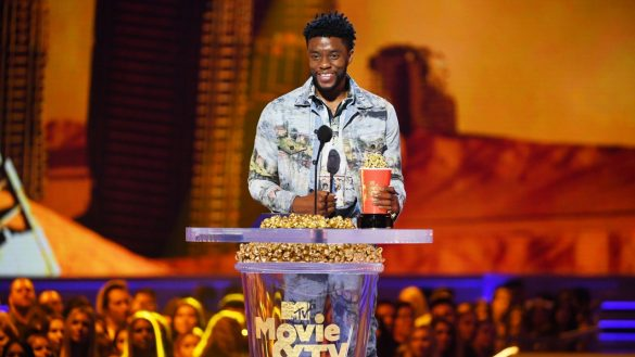 Arrasa Black Panther en los MTV Movie Awards 2018