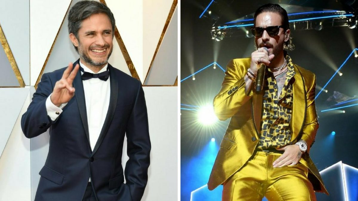 YouTube Gael García y Maluma trabajarán con YouTube Originals.