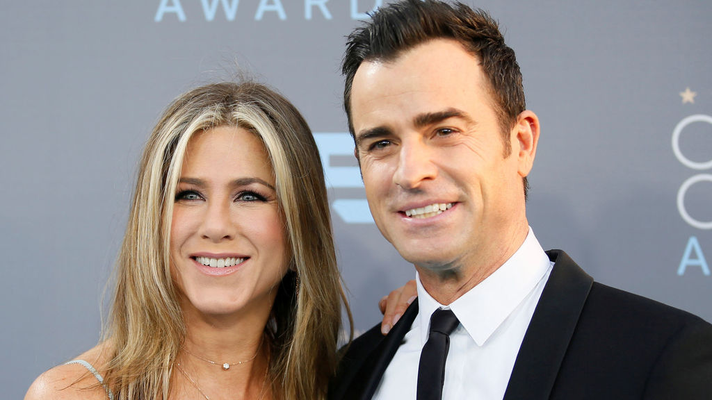 Jennifer Aniston habla de su ruptura con Justin Theroux