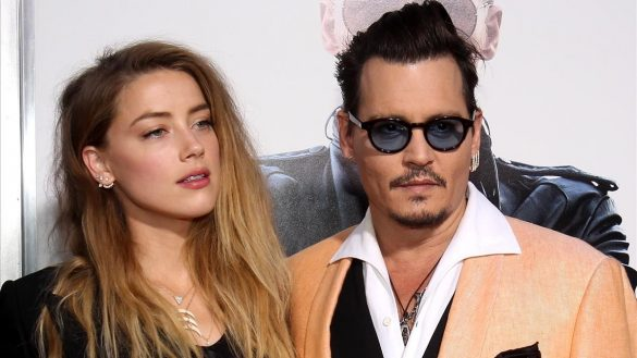 Johnny Depp realiza desagradable acusación contra su ex esposa