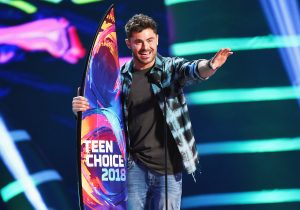 Fabulosa noche de Teen Choice Awards 2018