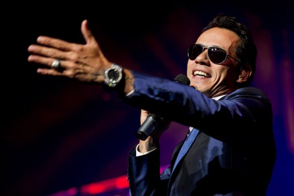Marc Anthony estalla contra el presidente Donald Trump