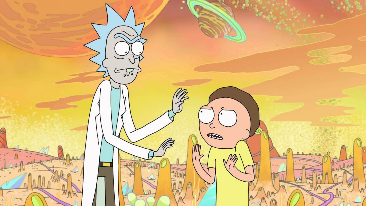 """Rick and Morty"" conquista los Emmy de Artes como Mejor Serie Animada"