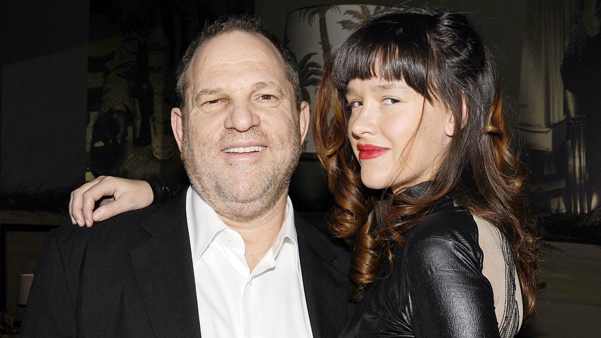 Paz de la Huerta demanda a Harvey Weinstein por agresión sexual