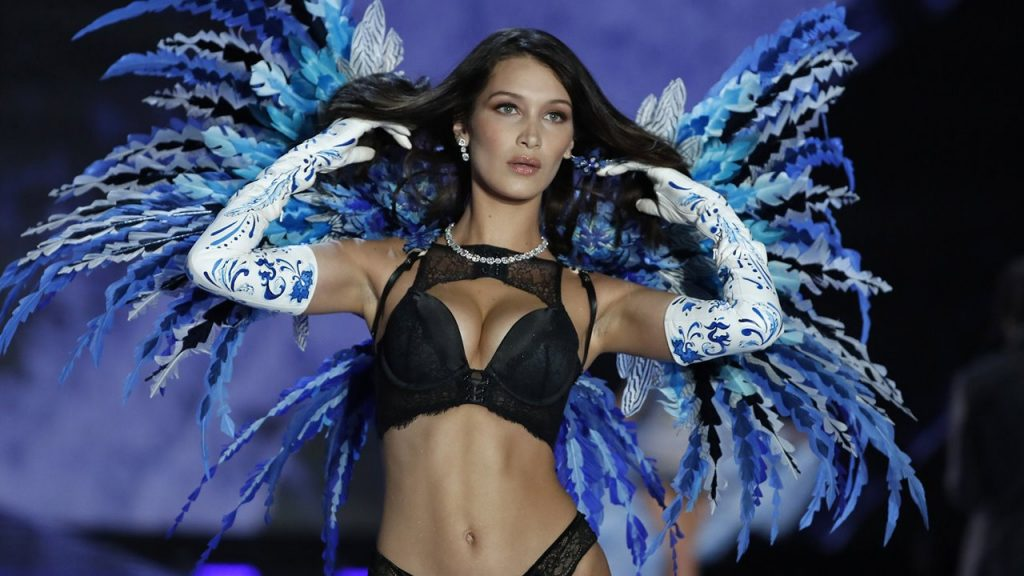 Todo listo para el Victoria Secret Fashion Show 2018