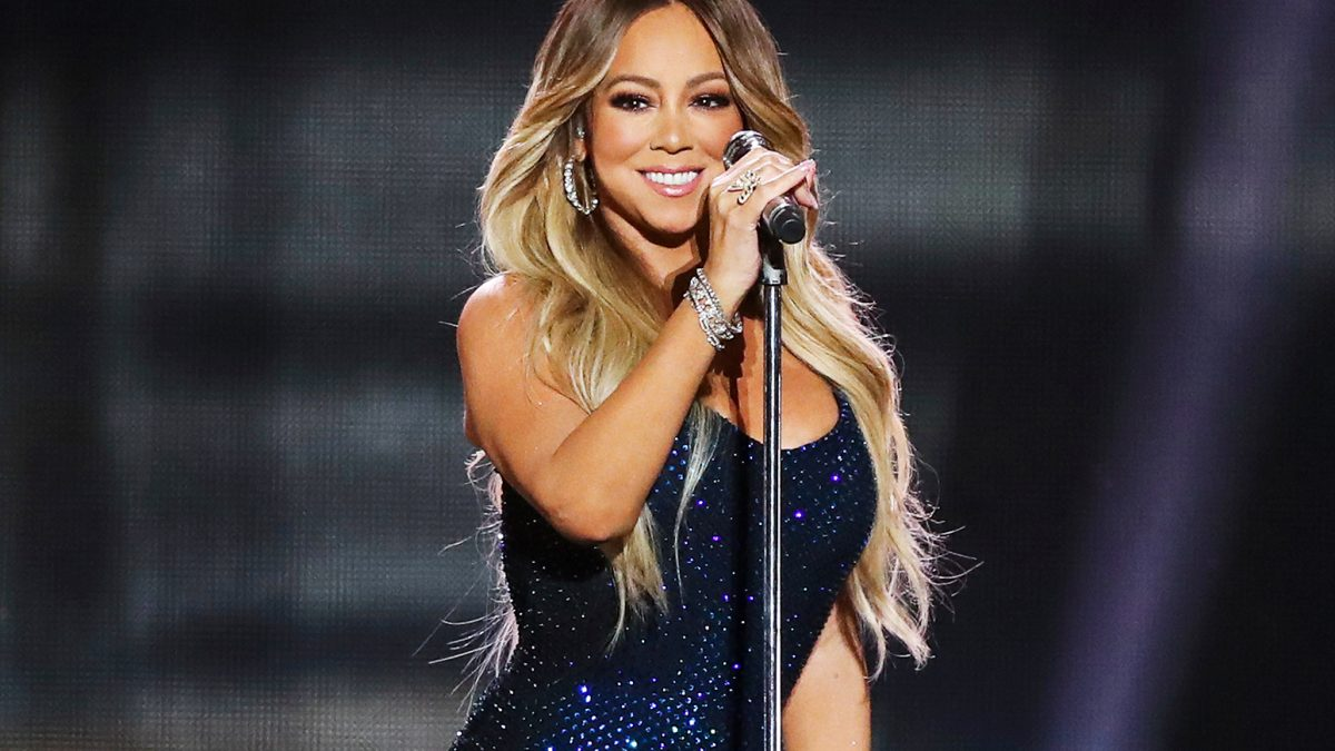 """Mariah Carey rompe récord en Spotify con """"All i want for Christmas is you"""""""