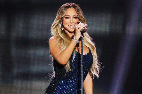 "Mariah Carey rompe récord en Spotify con ""All i want for Christmas is you"""