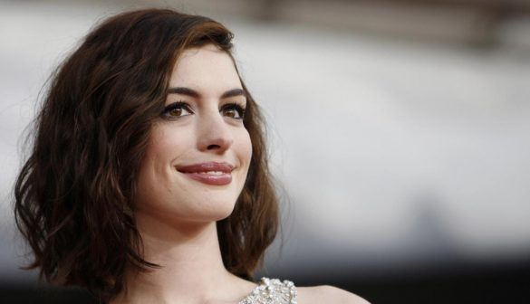 "Anne Hathaway, la nueva protagonista de ""The Witches"""