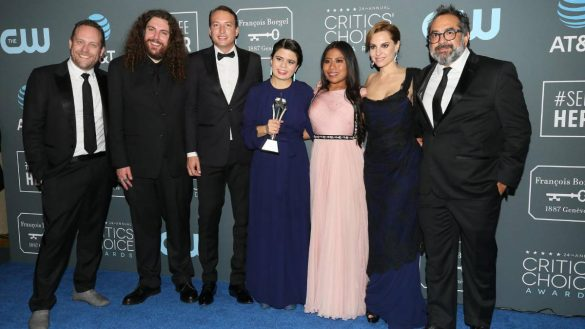 """Roma"" protagoniza la ceremonia de los Critics´Choice Awards"