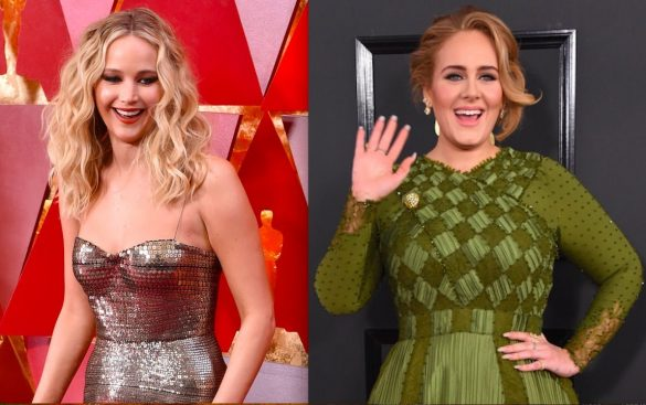Adele y Jennifer Lawrence se van de fiesta a un bar gay