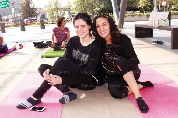 Clase de Yoga, Shop & Fun