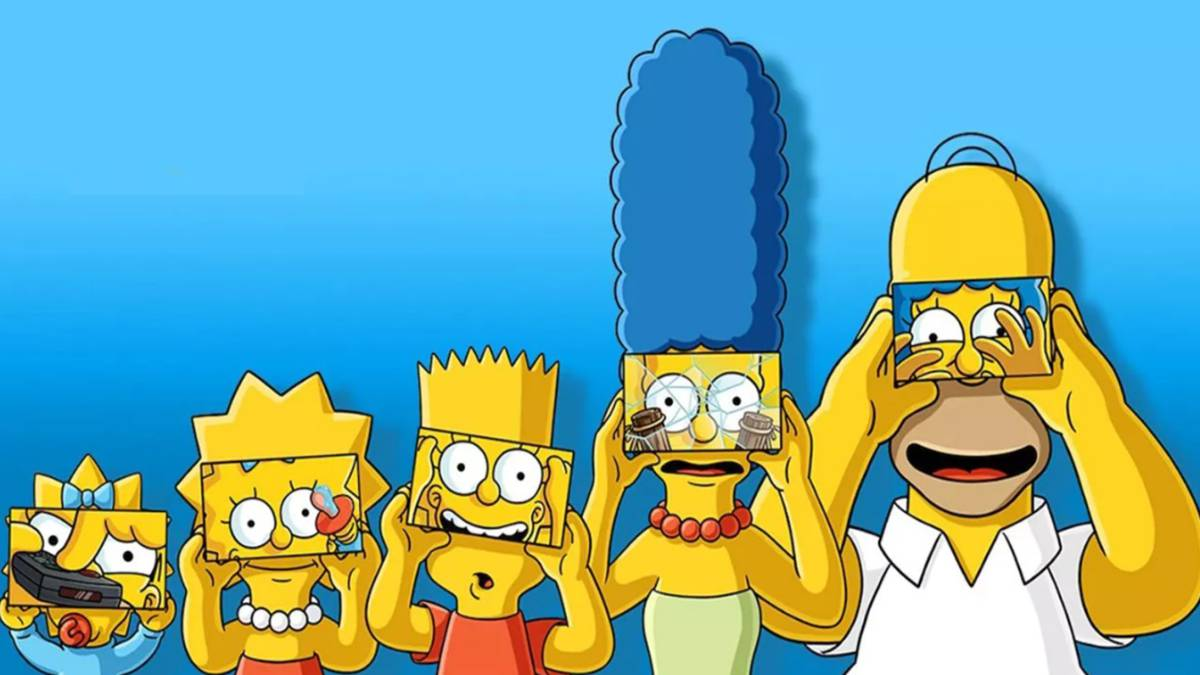 Los Simpson llegan a Disney+ portando orejas de Mickey Mouse