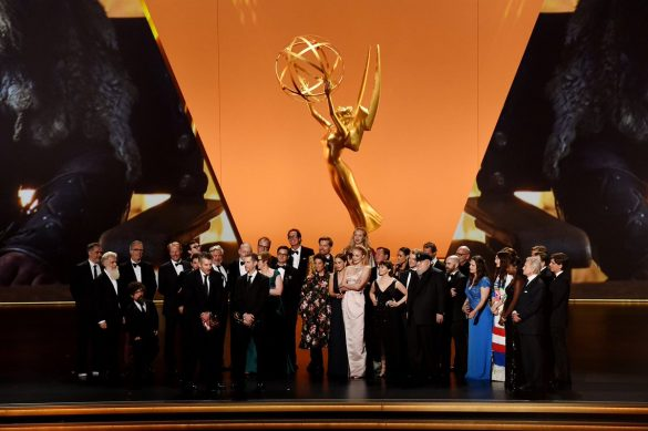 """Game of Thrones"" se alzo con el maximo galardon en los Emmy"