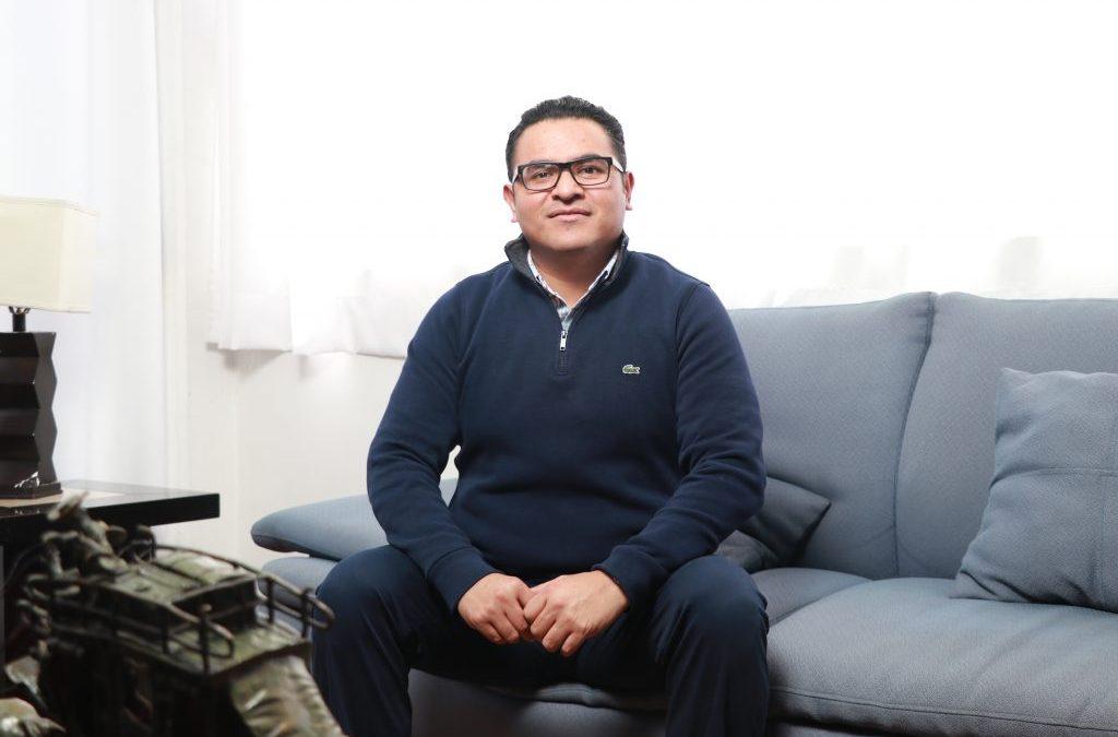 Julio César Hernández Mejía: Especial «Rostros del éxito»