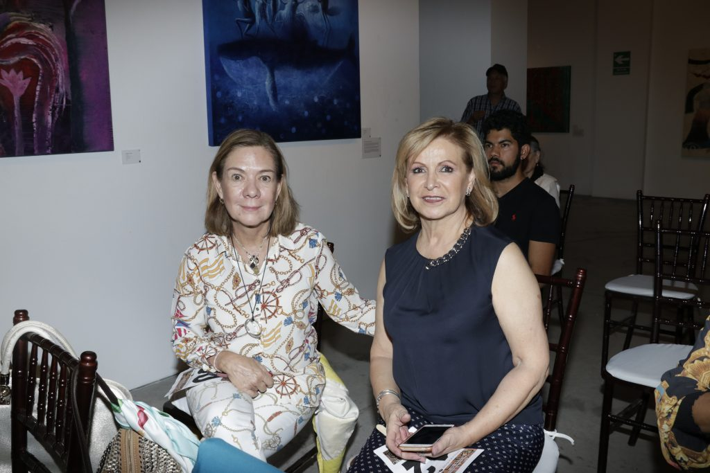 Isabel y Paty. Foto: Gullermo Pérez