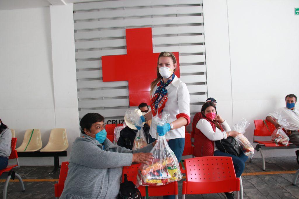 LUGAR: CRUZ ROJA CIUDAD DE PUEBLA