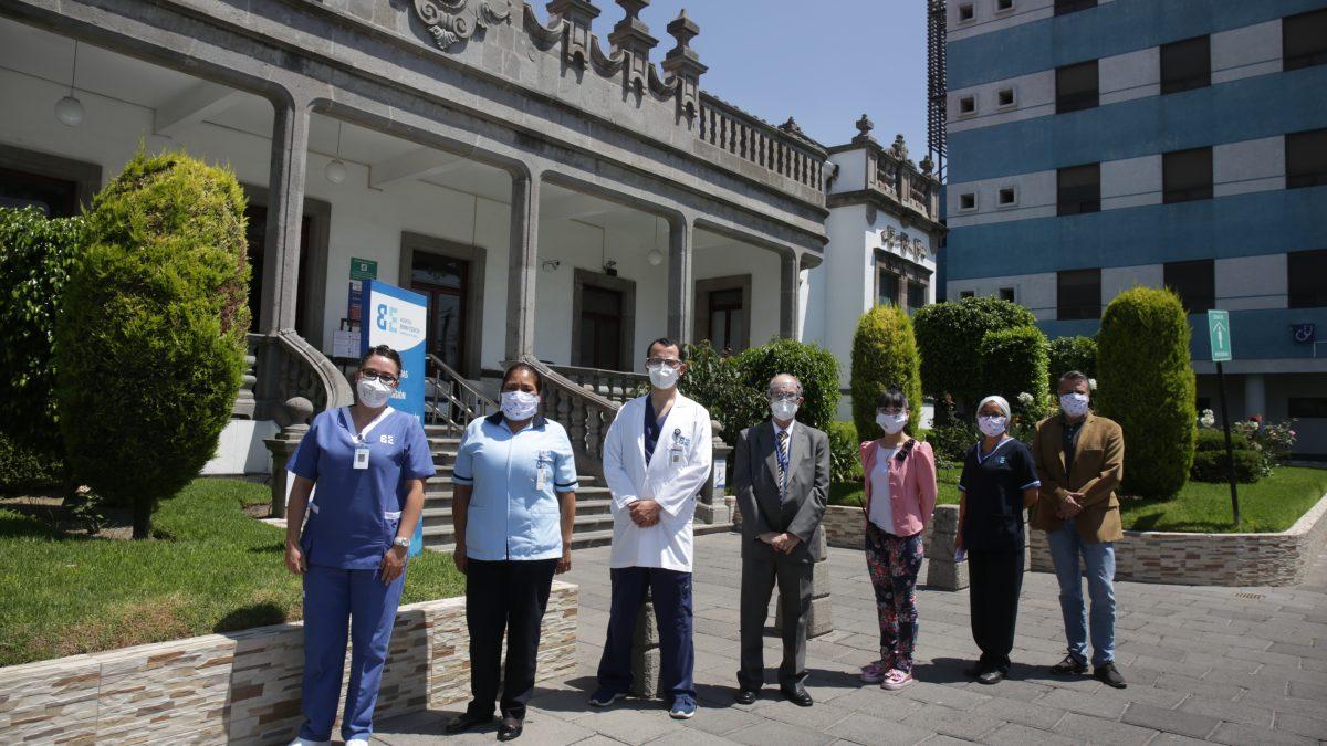 ¡Gracias! Hospital Beneficiencia Española de Puebla