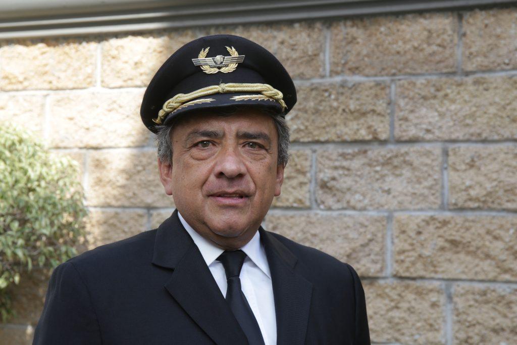 Finalmente me gustaría decir que estoy muy orgulloso de las alas de Aeroméxico