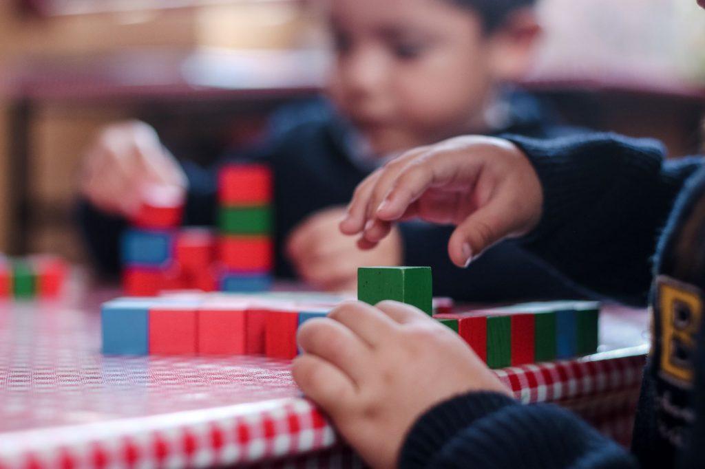 Preescolar, primaria, secundaria y bachillerato. Fotos: Cortesía.