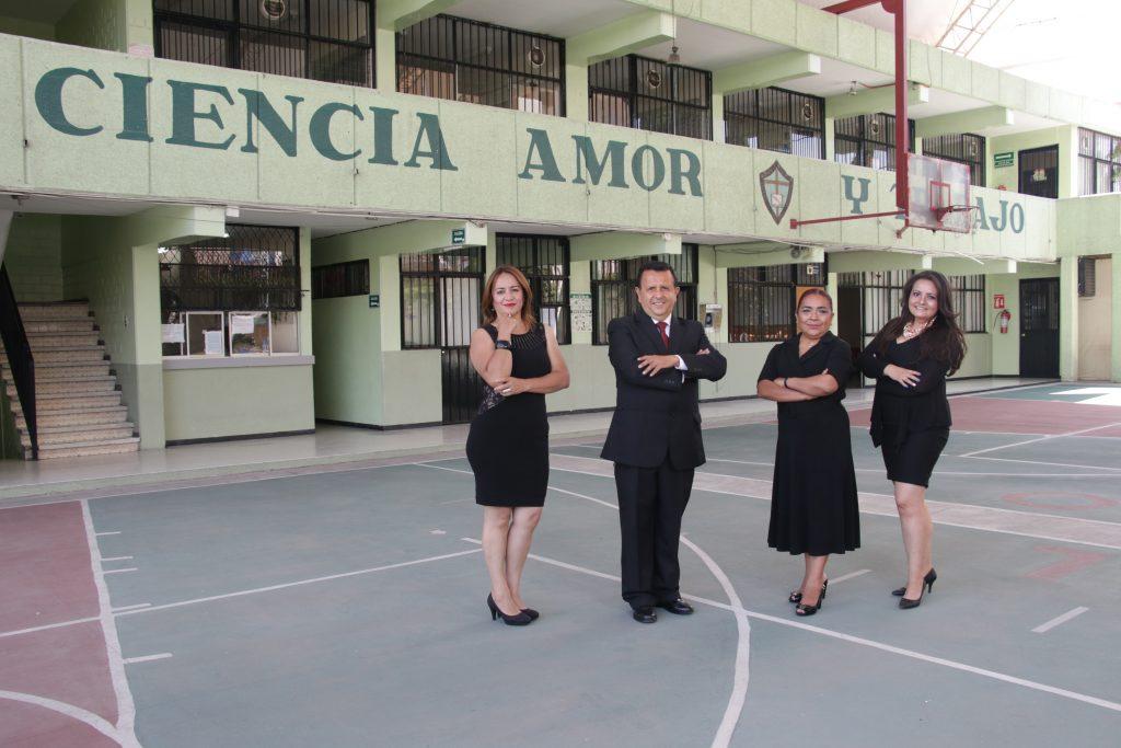 El Colegio tiene un modelo educativo: Humanista-Constructivista. Foto: Antonio Aparicio