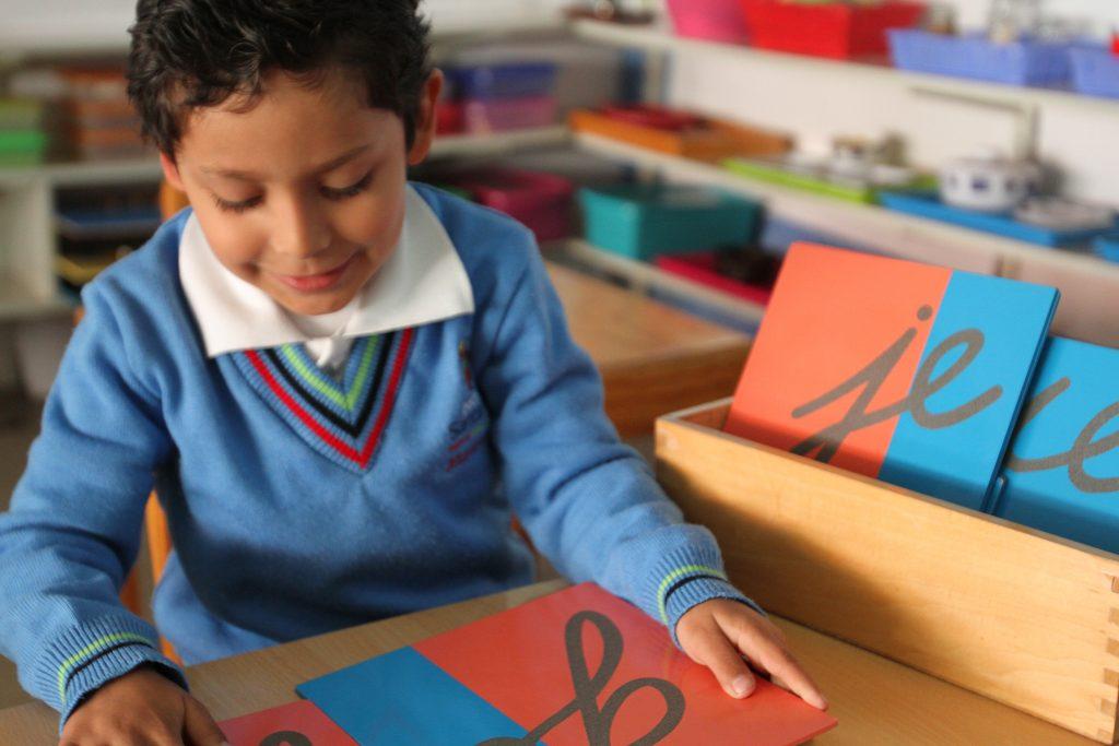 """""""Educando con el corazón"""". Fotos: Cortesía."""