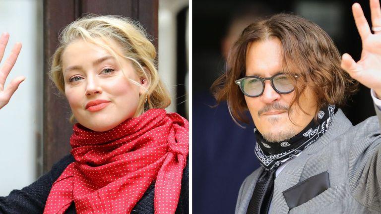 Guardaespaldas de Johnny Deep declara que Amber Heard abusaba del actor