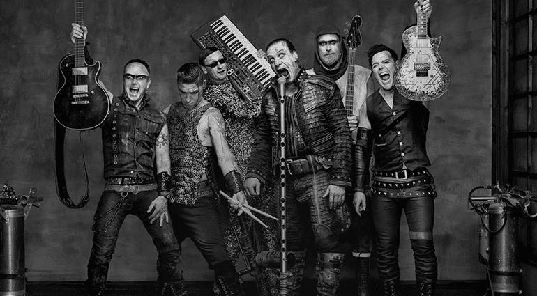 Ya hay fechas para conciertos de Rammstein en México