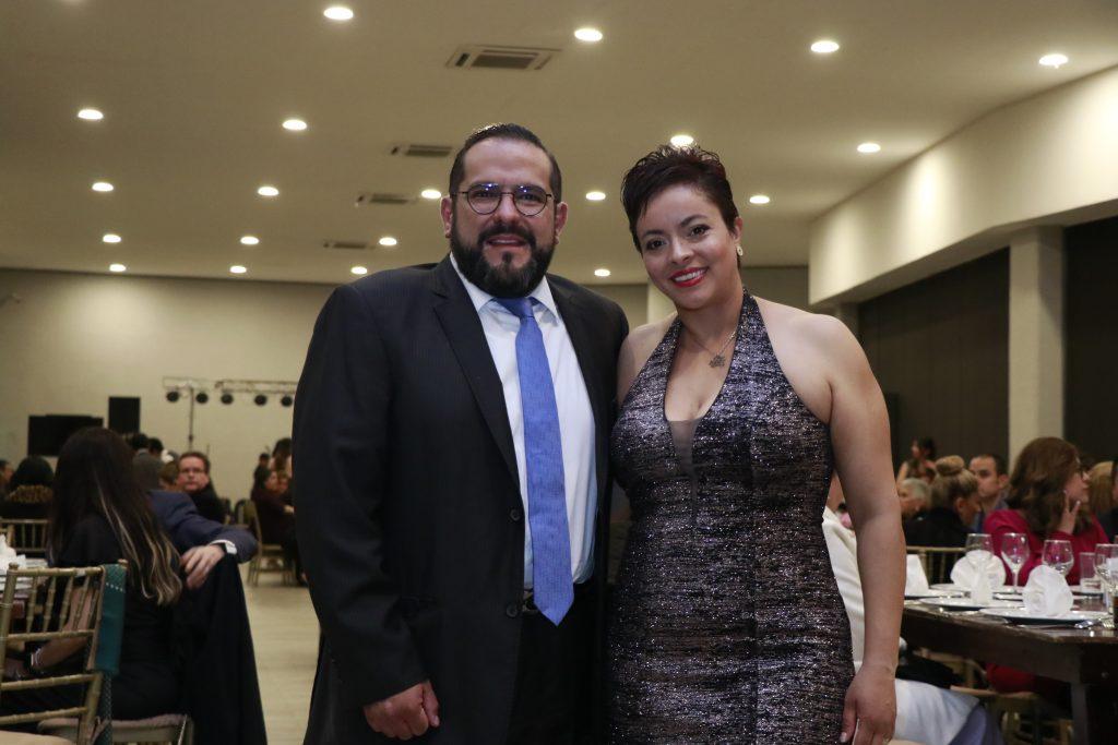 Francisco Lira y Lizette Zermeño. Fotos: Omar Rodríguez