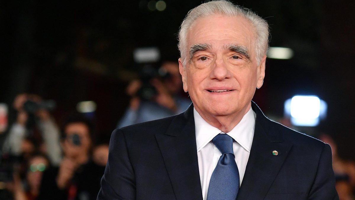 Martin Scorsese firma un acuerdo global con Apple TV+