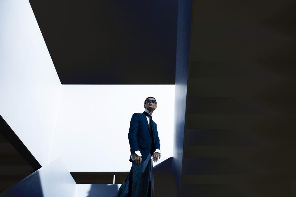 """Fotos: EFE / Especial. GRAF5274. PARÍS (FRANCIA), 09/07/2020.- Creación de la firma española Oteyza que forma parte de su colección """"Zagal"""", con piezas de vanguardia con raíces en la tradición española, presentada de forma virtual en la semana de la moda de París. EFE/Oteyza SÓLO USO EDITORIAL? NO VENTAS"""