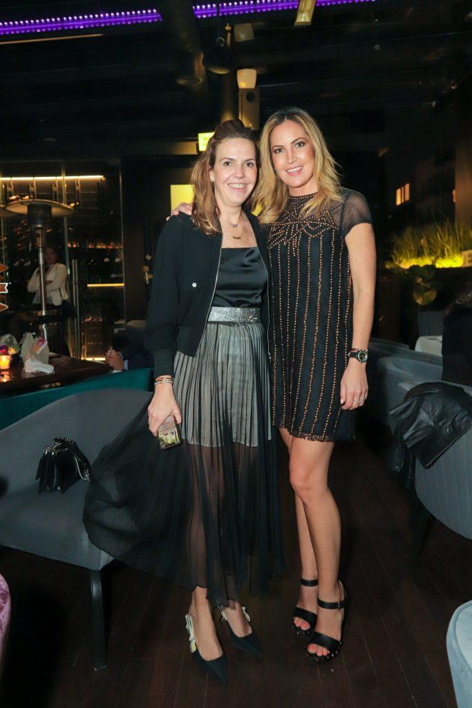 Ana Sánchez y Victoria Piñeirua. Fotos: Cortesía