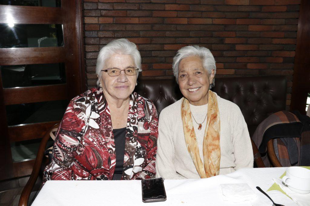 Lucia Ortiz y Martha Ortiz. Fotos: Guillermo Pérez