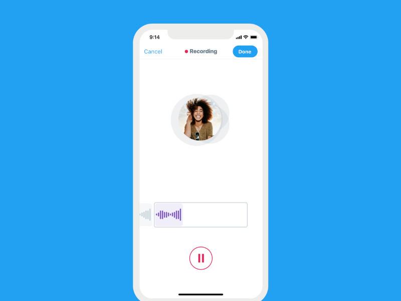 Los tweets de voz están disponibles para un grupo reducido de usuarios de iOS y, próximamente, llegarán a todos aquellos que usen un iPhone o iPad. Las personas que usen Android tendrán que esperar un poco más. Fotos: Especial / Los Rostros