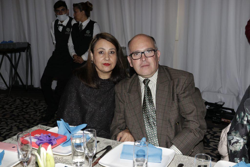 Beatriz Hernández y Miguel Palomo. Fotos: Guillermo Pérez