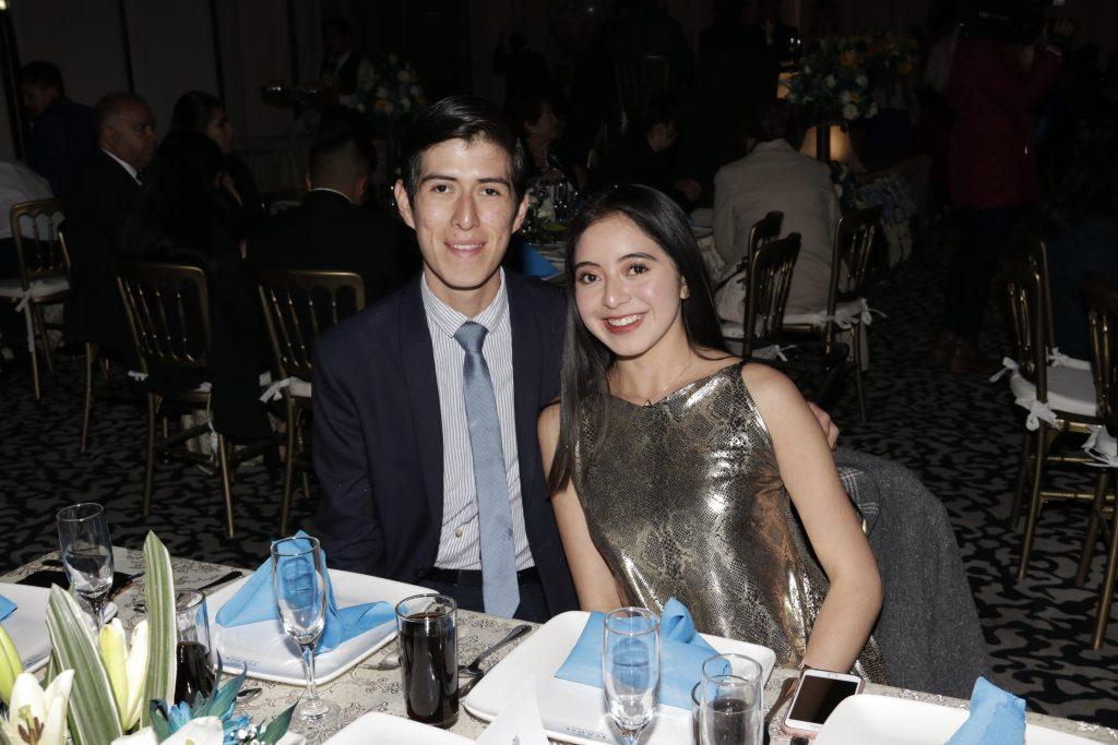 Alejandro Salazar y Fernanda Salazar. Fotos: Guillermo Pérez