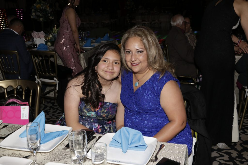 María Doroteo y Wendy Samperio. Fotos: Guillermo Pérez