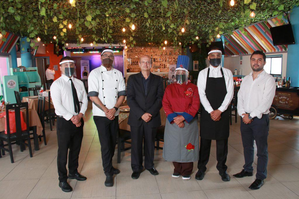 La Rielera surge como un concepto de negocio que se esmera en promover la gastronomía poblana. Fotos: Especiales