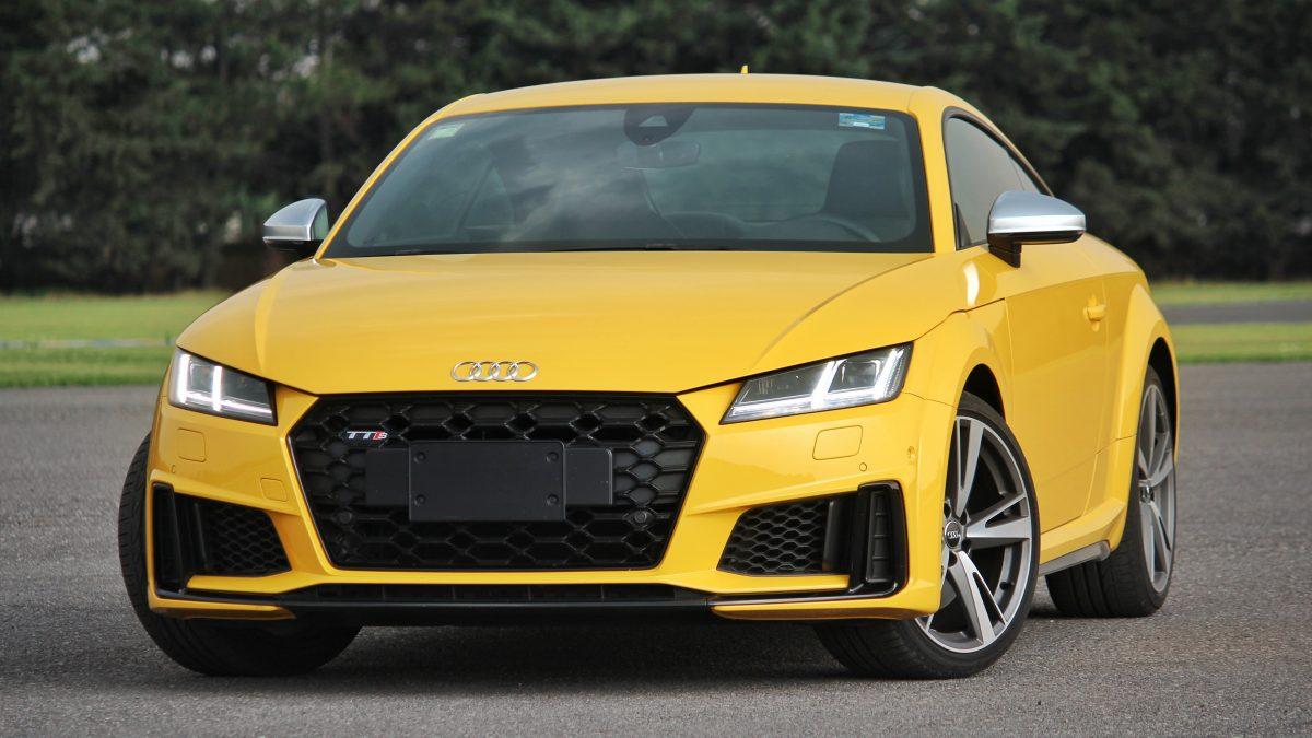 Audi TTS 20 años de gran evolución