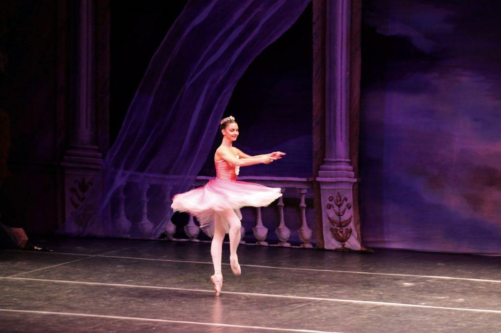 Ballet clásico ruso. FOTOS: ABRAHAM CABALLERO