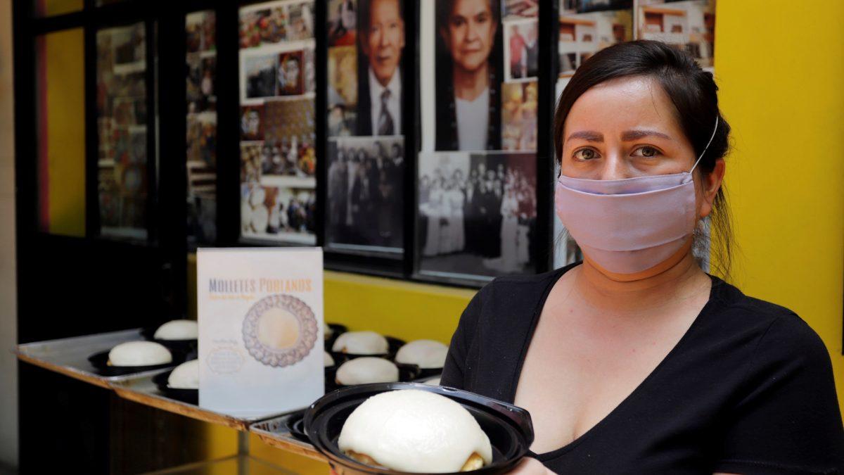 Mollete Poblano: Un postre mexicano con mucha historia