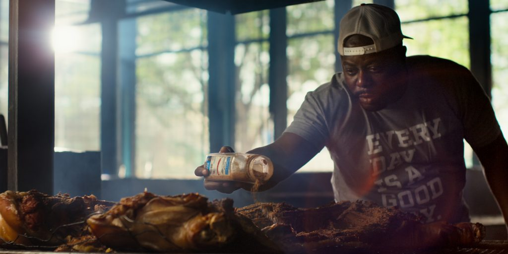 CHEF'S TABLE - BBQ, VOLUME 1 - RODNEY SCOTT in episode 3 of CHEF'S TABLE - BBQ.