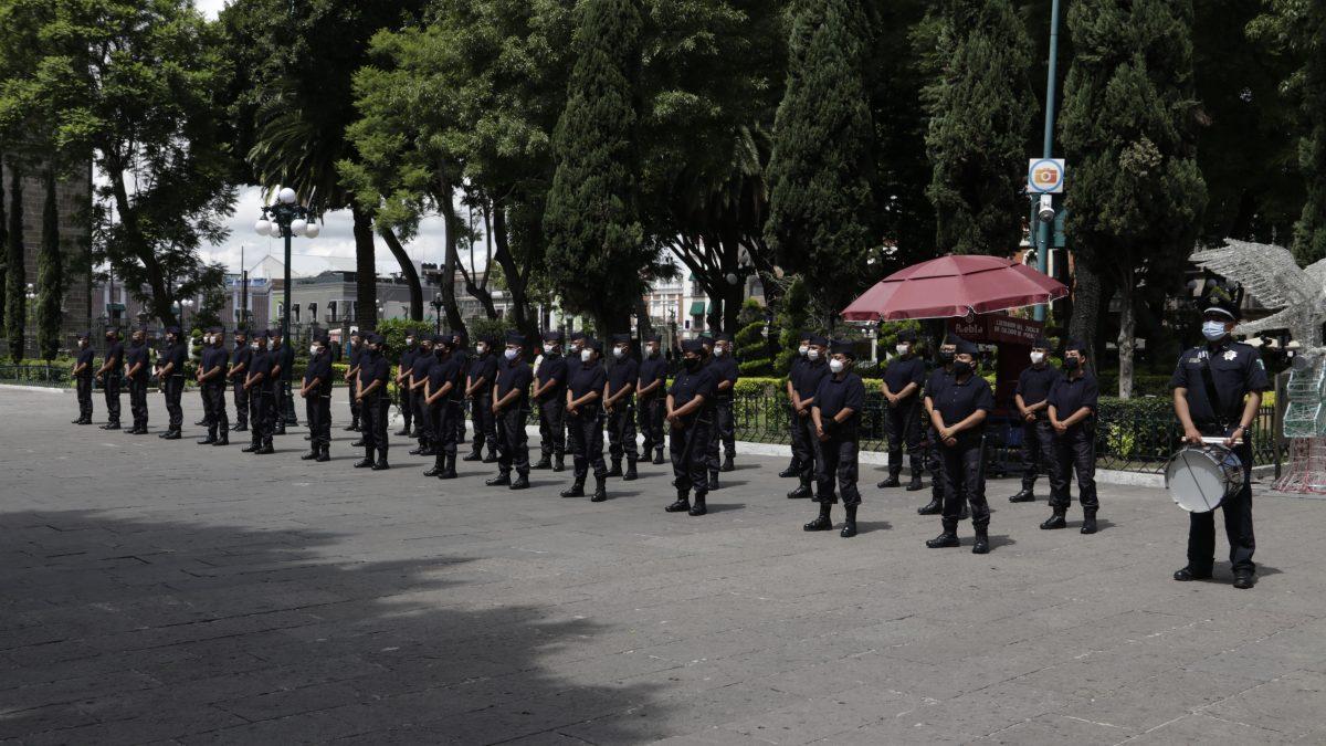 ¡Gracias! Secretaría de Seguridad Ciudadana del Municipio de Puebla