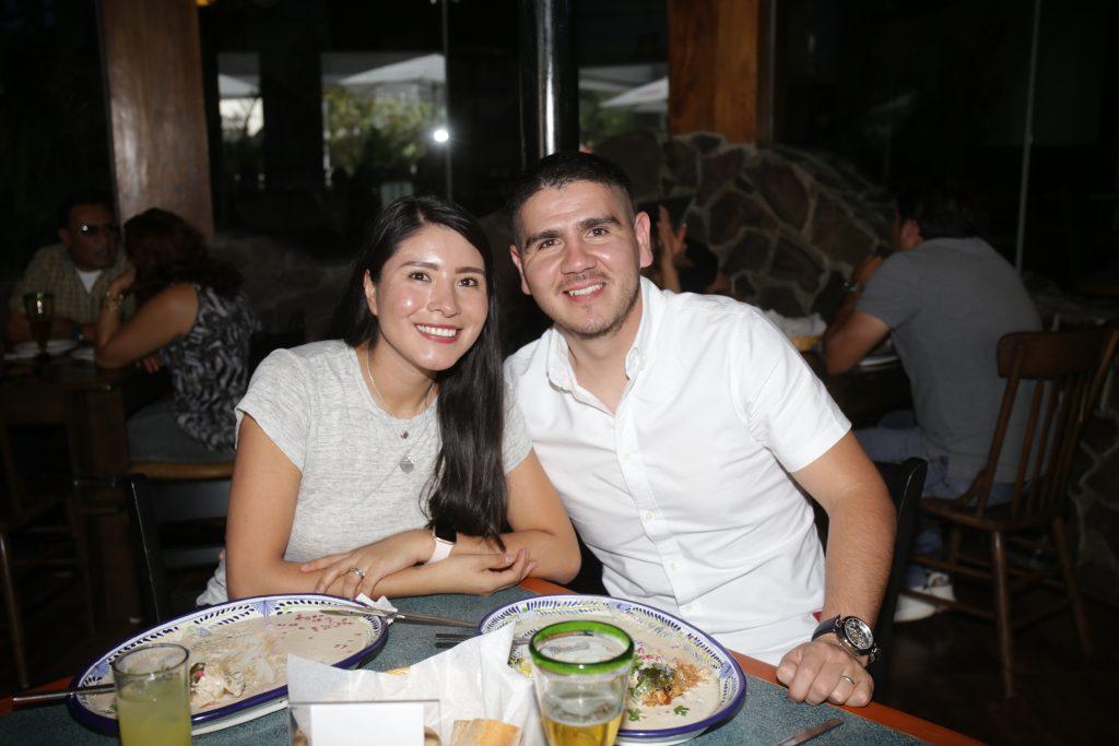 Pamela y José Maria. Fotos: Daniela Portillo
