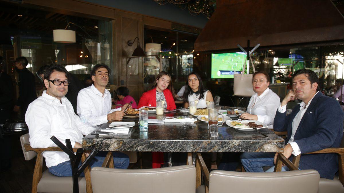 Reflejos: Restaurantes
