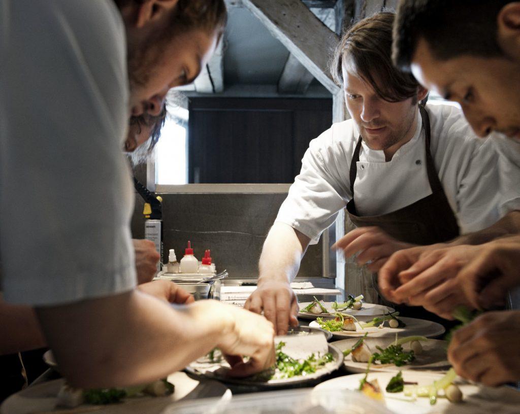 """""""Si hay un país que fascine culinariamente al danés es México"""". Fotos: Especial"""