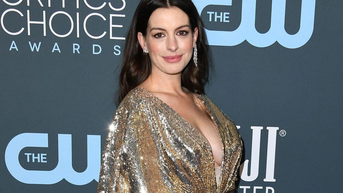 Anne Hathaway trabaja en nueva película